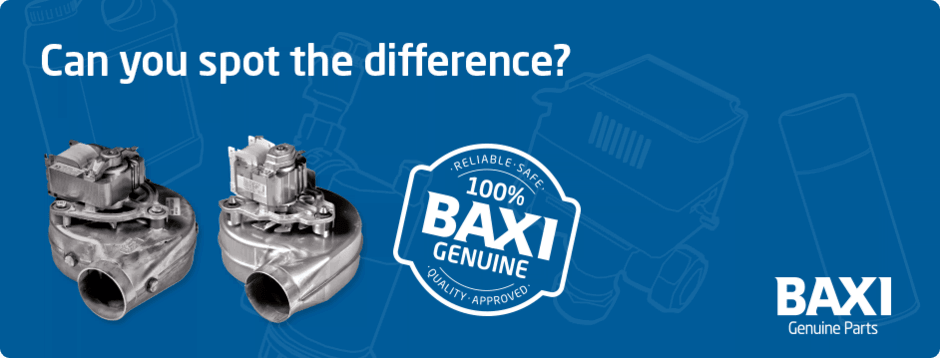 Baxi heating spares