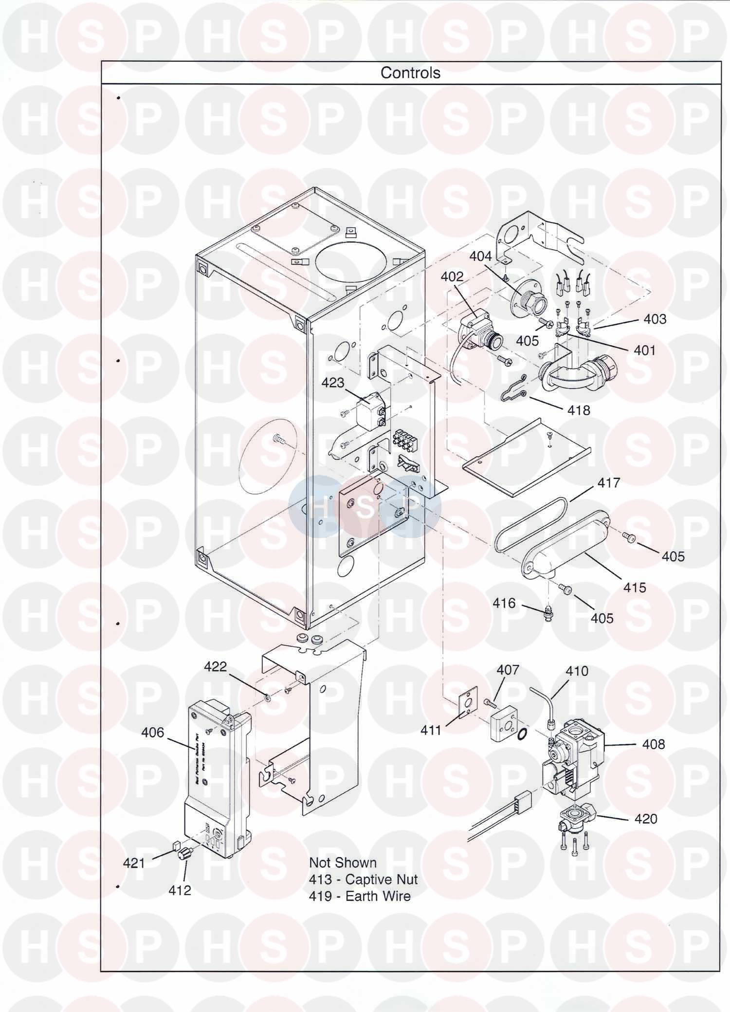 Baxi Boiler Wiring Diagram Images Of