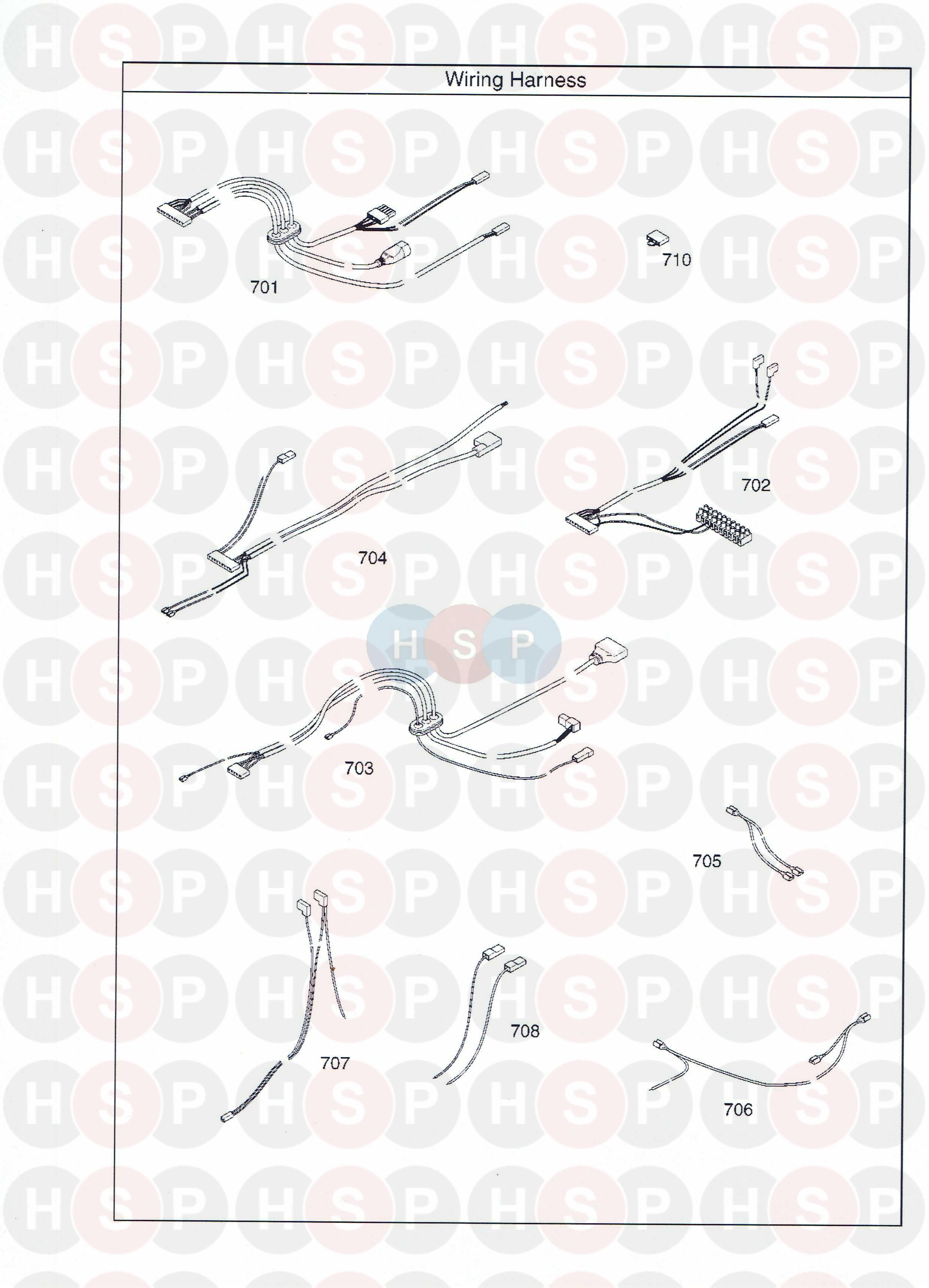 potterton gold system 18 he boiler diagram  wiring harness