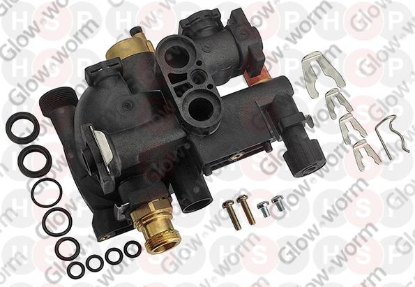Part No. 2000801901 | Pump housing | 24 Hour Delivery | Heating ...