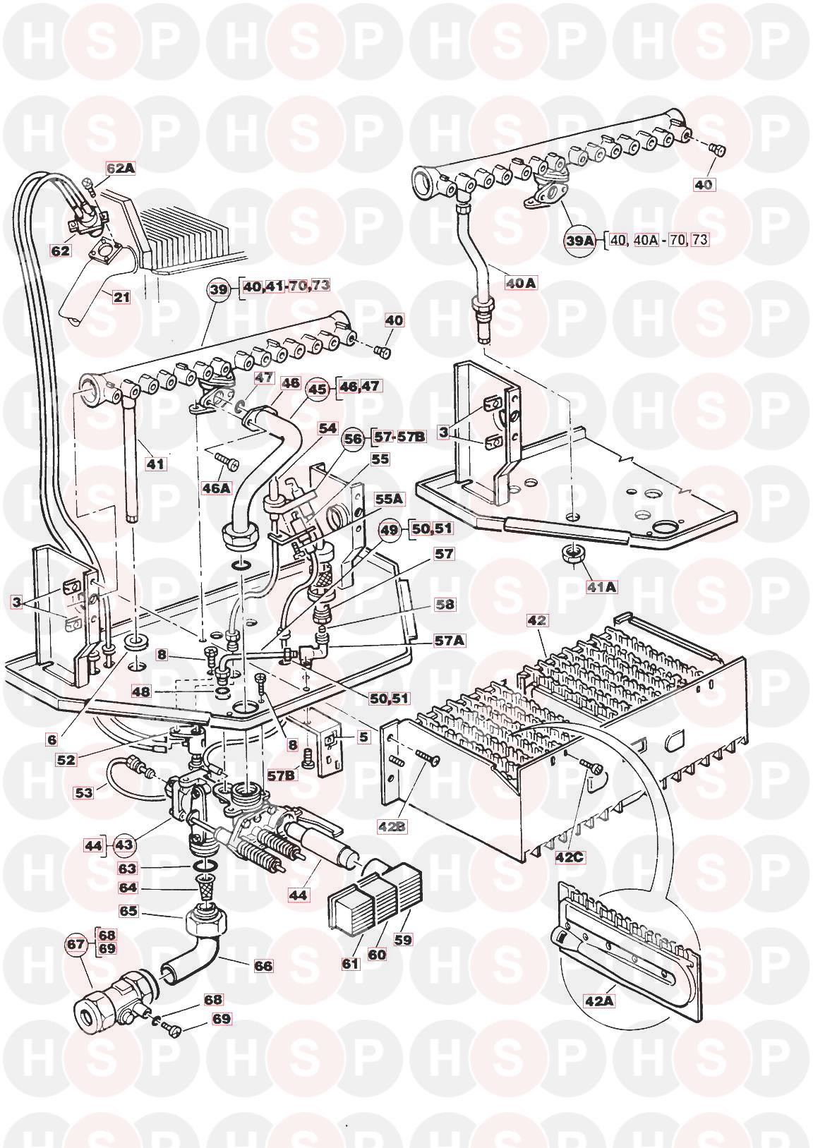amazing boiler parts diagram gallery