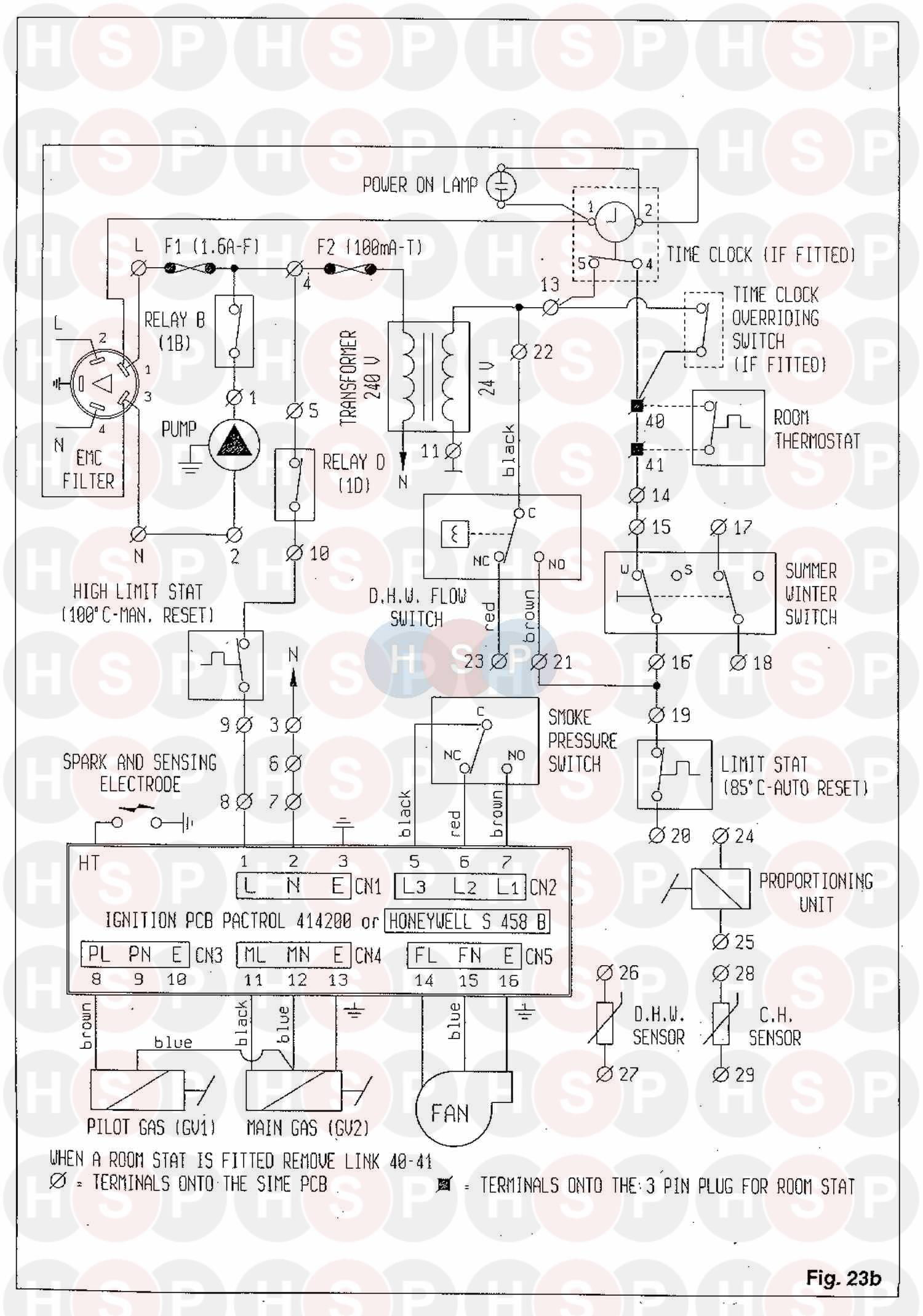 sime friendly e boiler diagram wiring 2 heating spare parts rh heatingspareparts com Boiler Control Wiring Gas Boiler Wiring