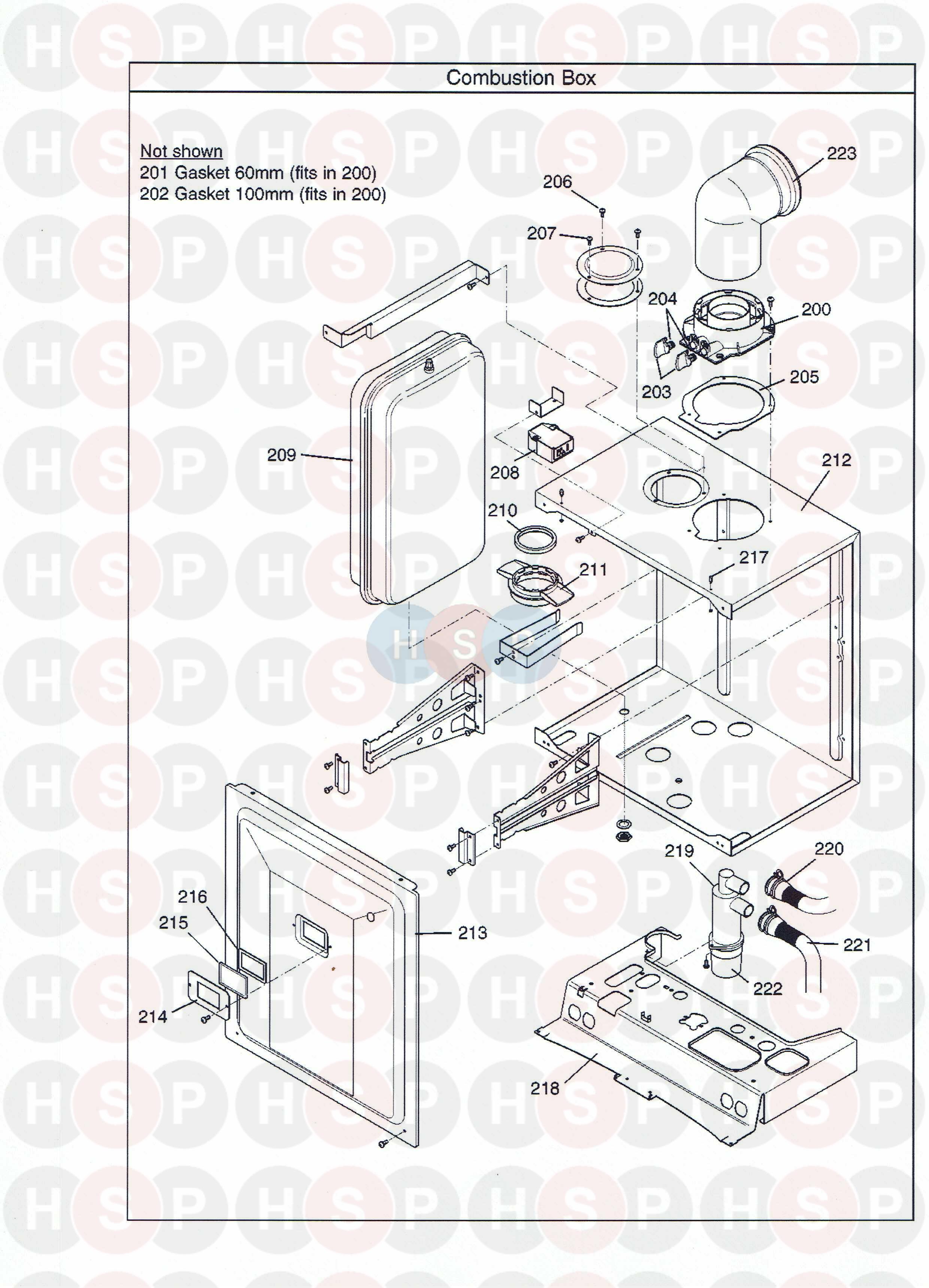 potterton promax combi 24 he plus lpg boiler diagram