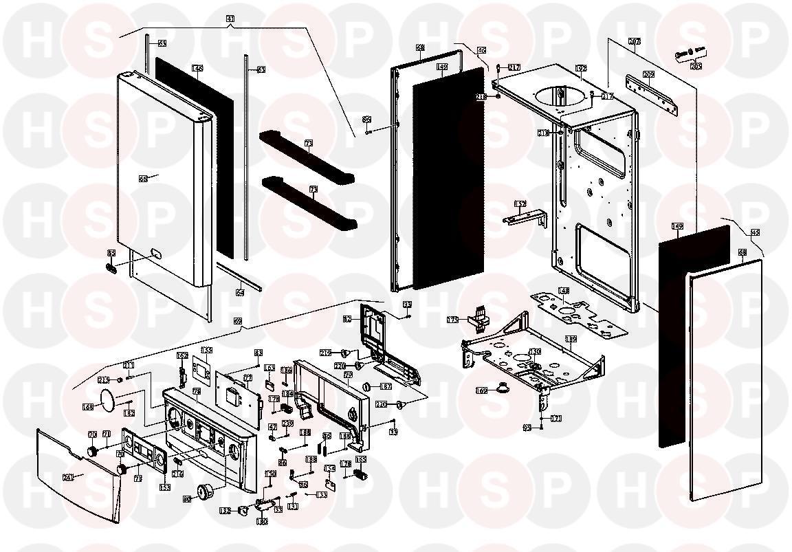 alpha intec 26c  casing  diagram