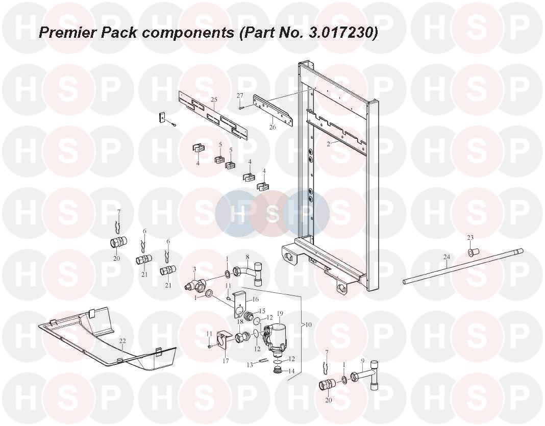 alpha cd35c  wall jig  u0026 hydraulic connections  diagram
