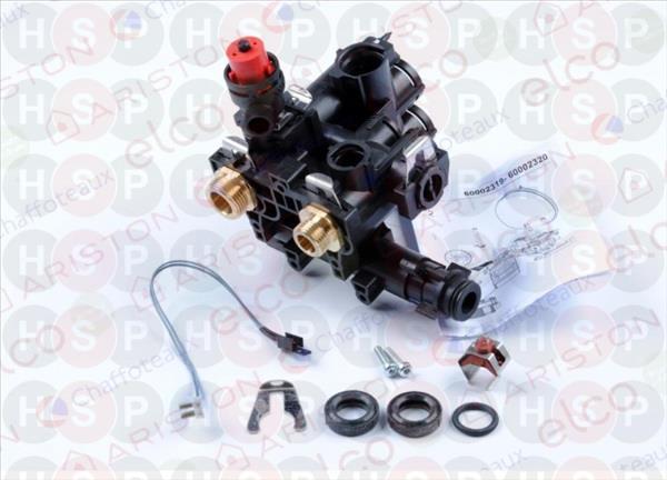 ARISTON 60001583-01 DHW SPRING 3 Way Valve kit  65104314