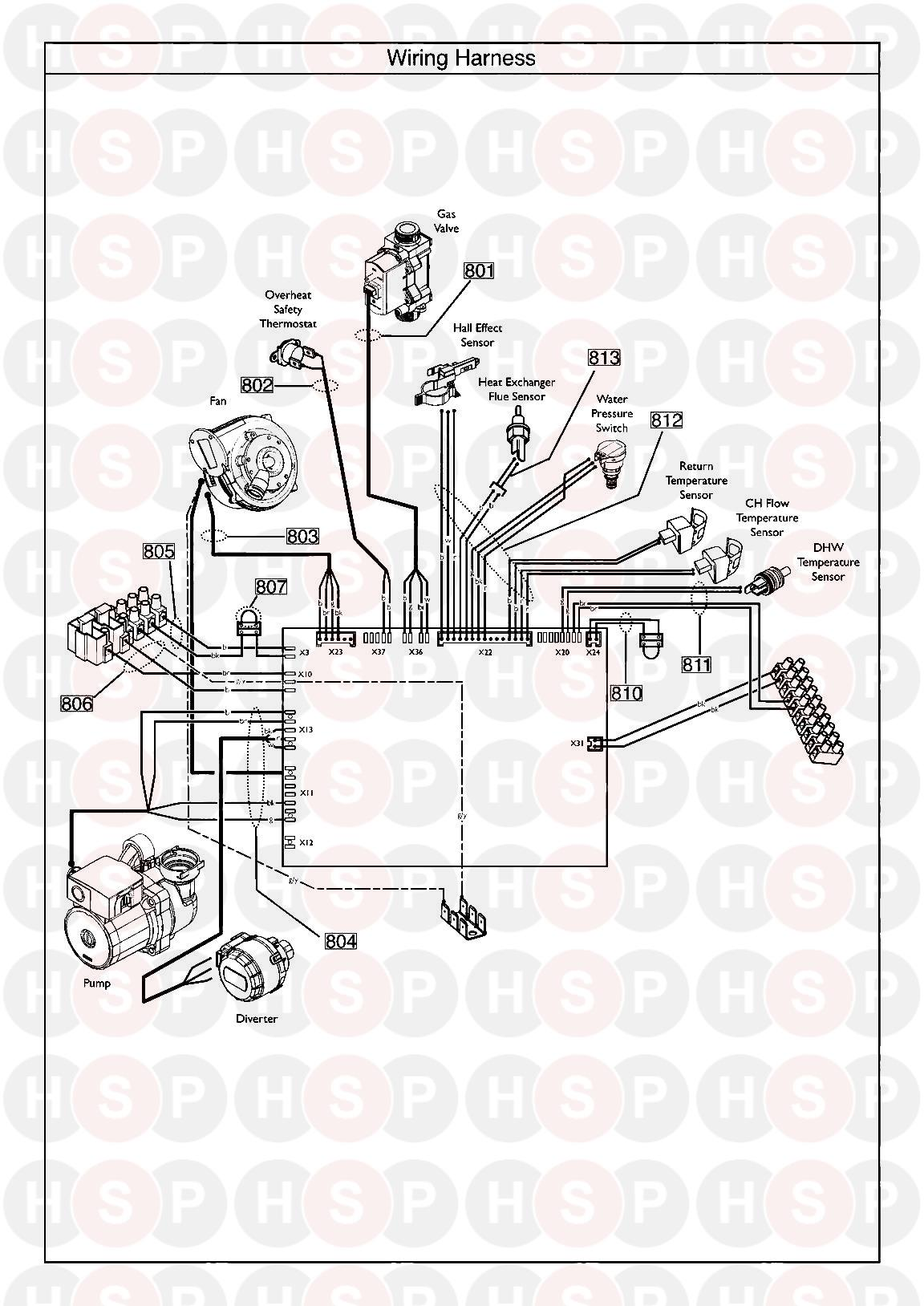 Baxi Neta Tec 28 Ga Wiring Harness Diagram Heating Spare Parts 100 Johnson Click The To Open It On A New Page