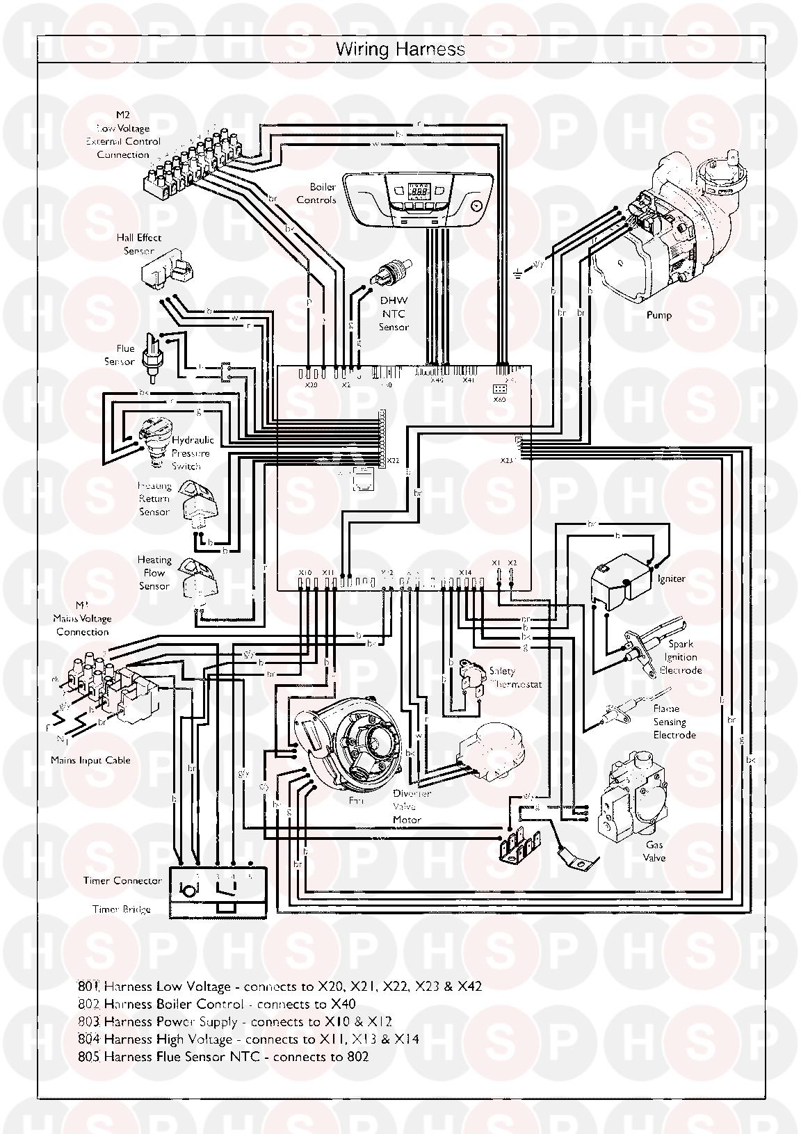 Baxi Advance Combi 24 Erp Wiring Harness Diagram Heating Spare Parts X10 Click The To Open It On A New Page