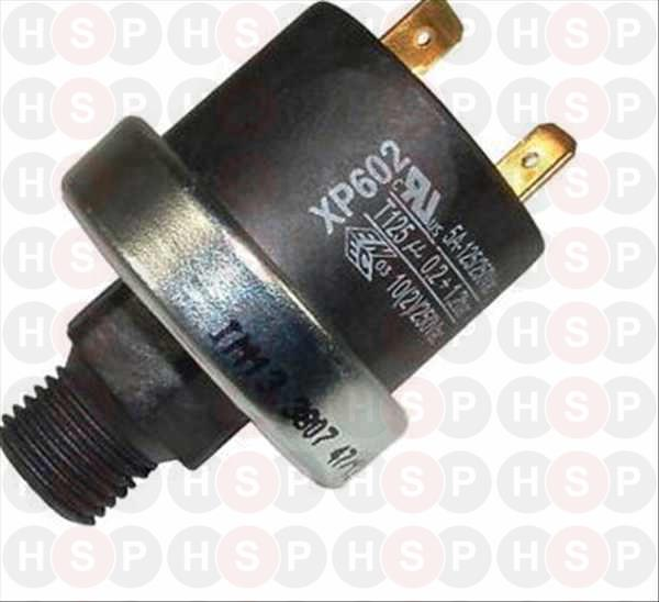 Baxi part no 5114748 pressure switch available from for Manuale baxi duo tec