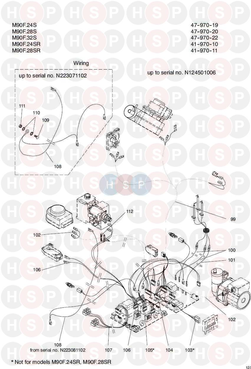 biasi garda m90f 24s appliance diagram  wiring