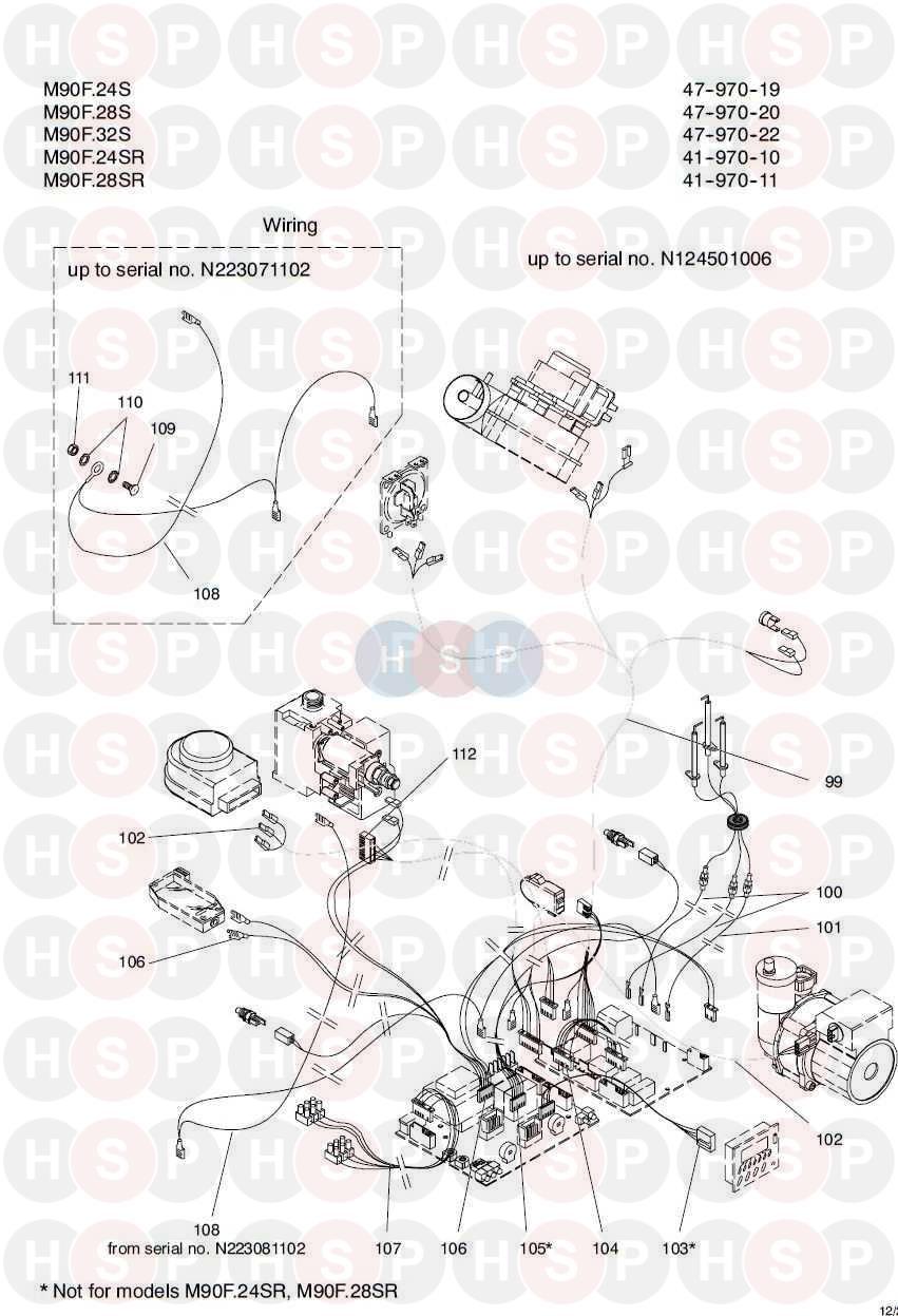 biasi garda m90f 28s  wiring  diagram