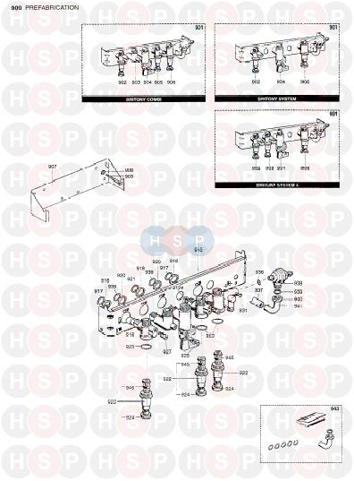 Chaffoteaux Britony Combi 80 Pipe Work Diagram Heating