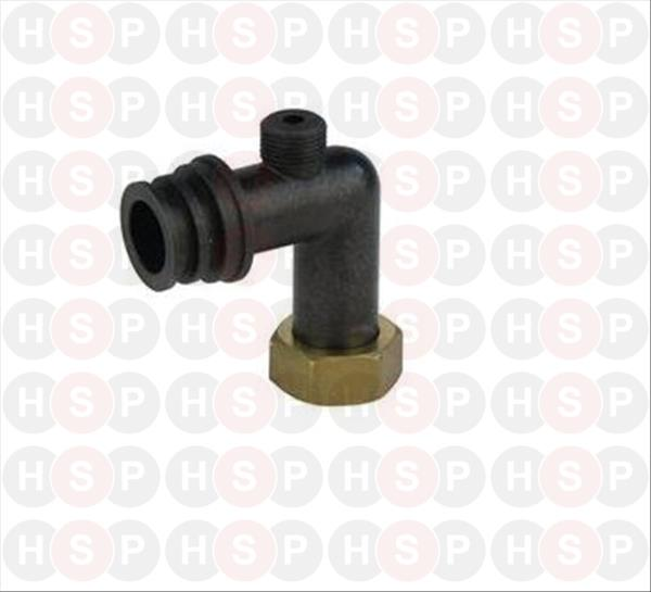 Relief Valve Piping : Glowworm part no connect pipe pressure relief