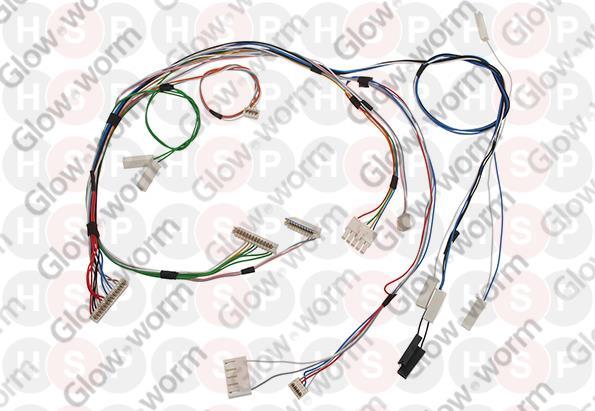 Parts List for Glowworm GLOWWORM 38CXI 47-047-27   Heating Spare Parts