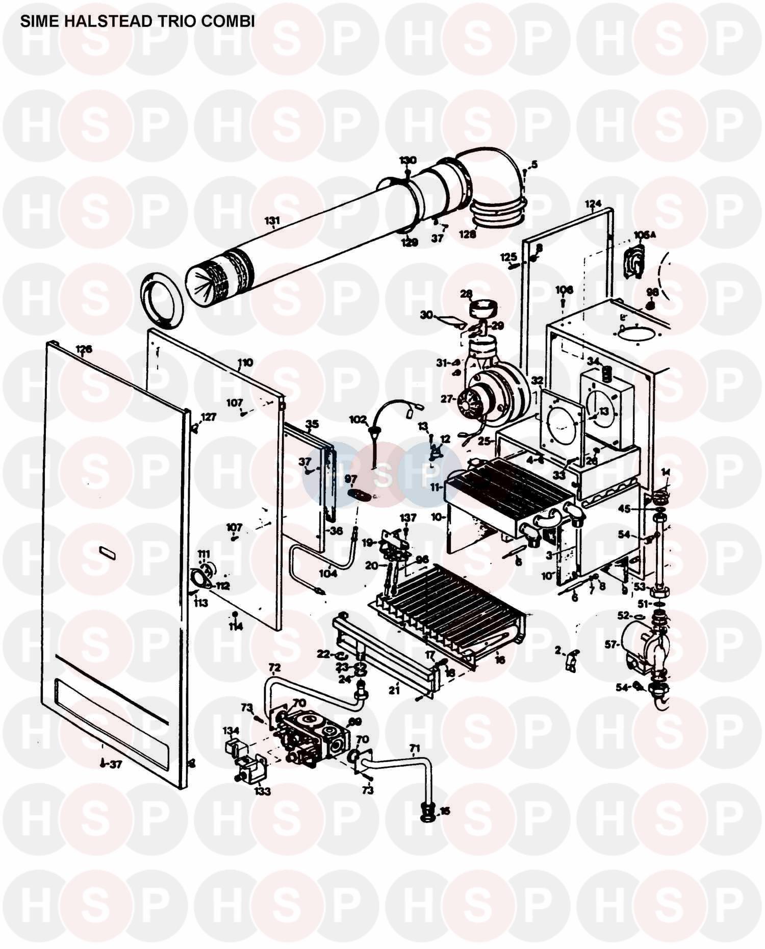 Prime Halstead Sime Halstead Trio Combi Boiler Assembly 1 Diagram Wiring 101 Kniepimsautoservicenl