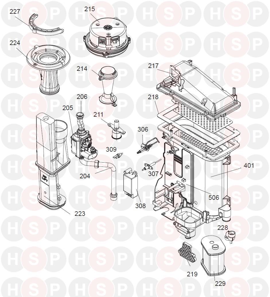 ideal logic combi 24 gas management abk onwards. Black Bedroom Furniture Sets. Home Design Ideas