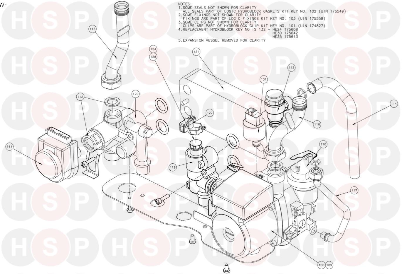 ideal logic + combi 30 (water management) diagram | heating spare parts penn international 30 diagram ideal logic combi 30 diagram