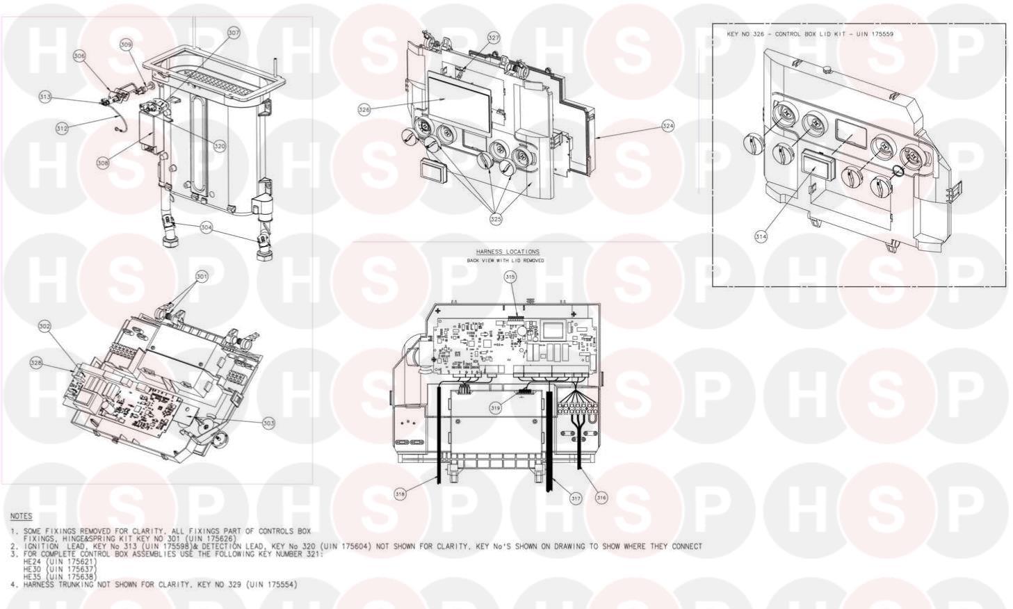 ideal combi e 30 controls diagram heating spare parts. Black Bedroom Furniture Sets. Home Design Ideas