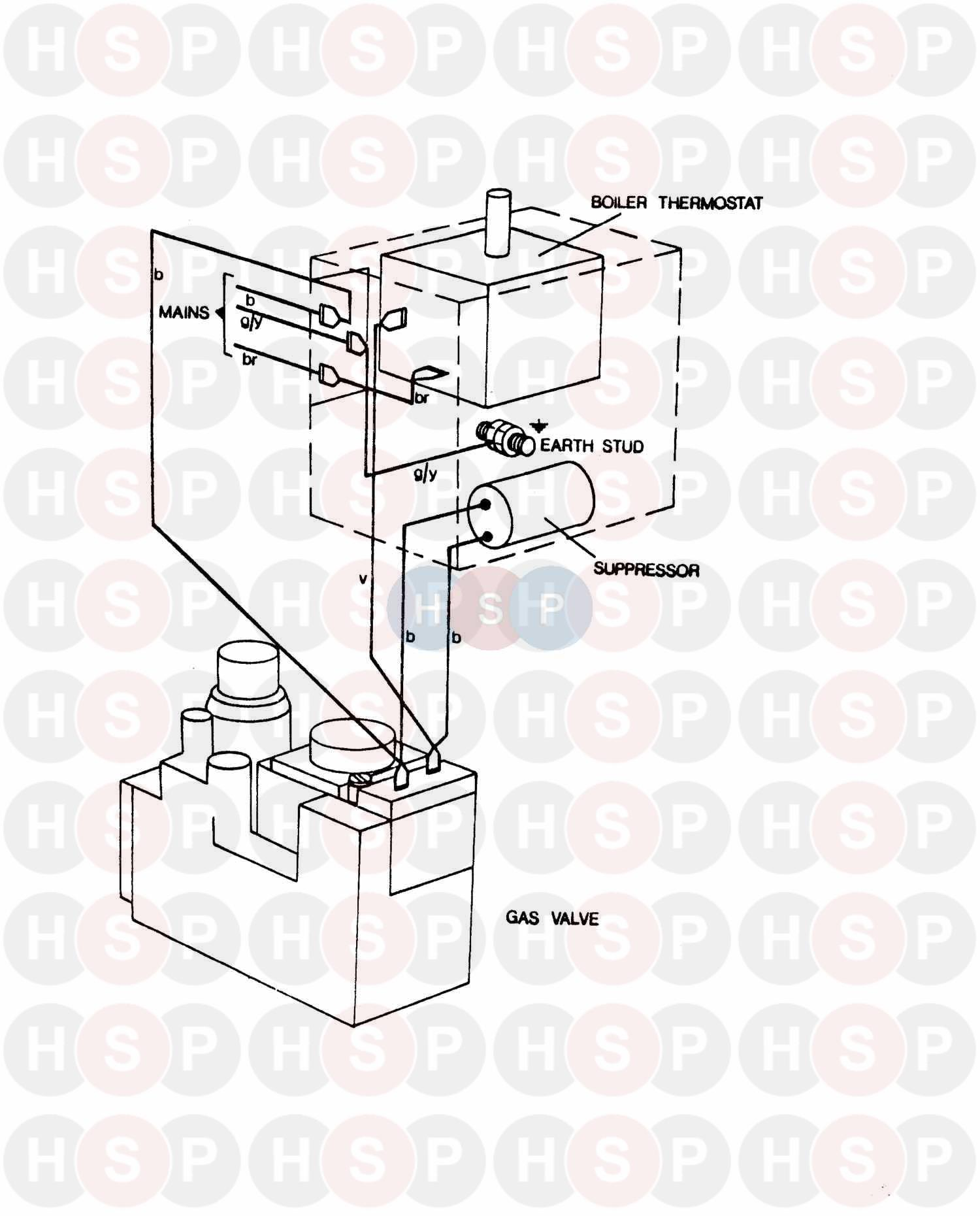 ideal concord wrs 460  wiring diagram 1  diagram