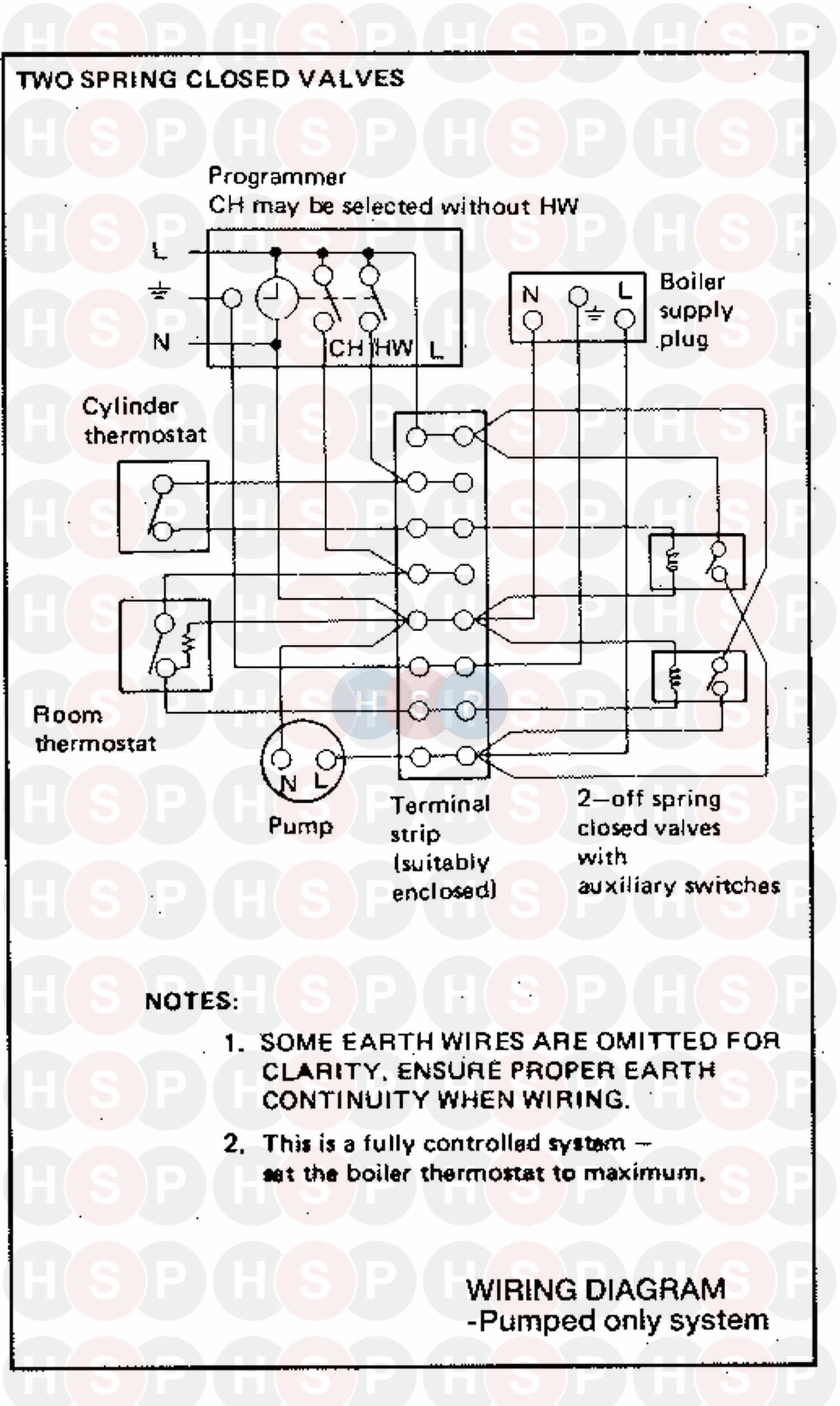 Ideal Concord Wlx Cf 60  Wiring Diagram 4  Diagram