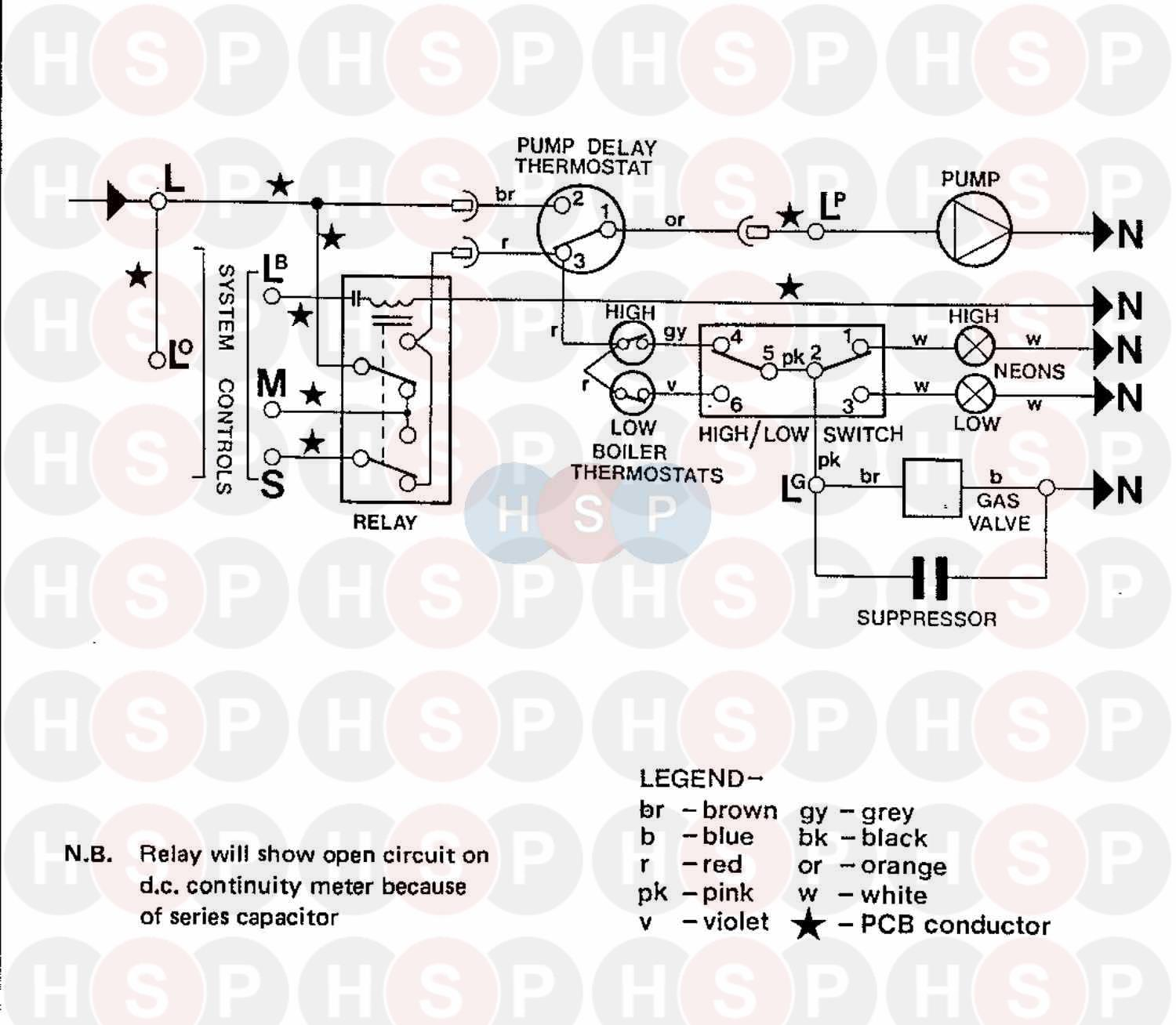 Ideal Excel Rs 50  Wiring Diagram 2  Diagram