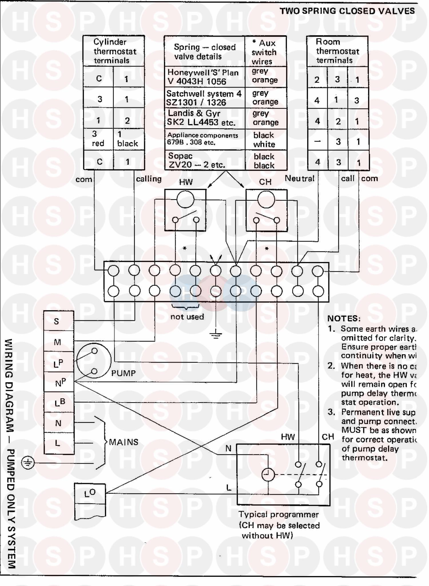 Ideal Excel Rs 40  Wiring Diagram 4  Diagram