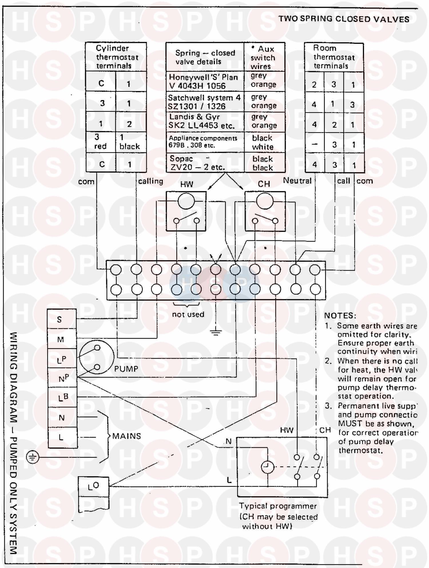 ideal excel cf 50  wiring diagram 4  diagram