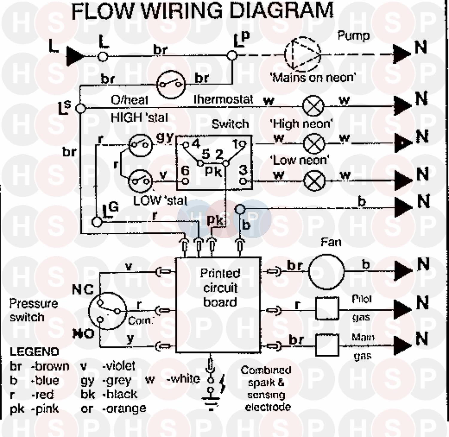 ideal elan 2 40f  wiring diagram 1  diagram