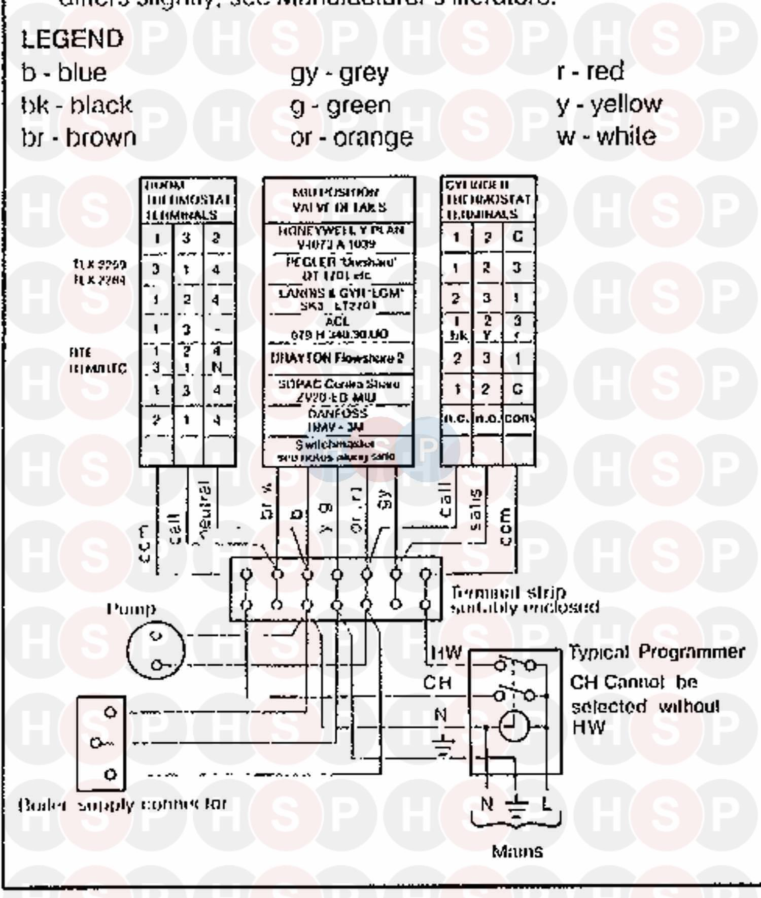 ideal w2000 rs 40  wiring diagram 3  diagram