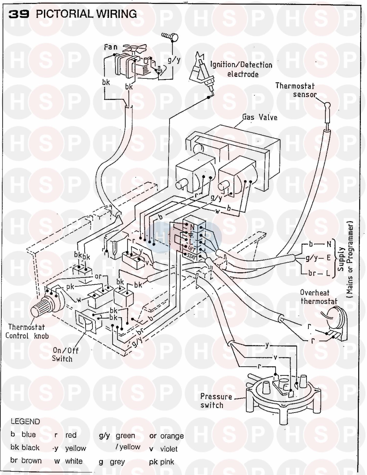ideal elan 2 nf 240  wiring diagram 1  diagram