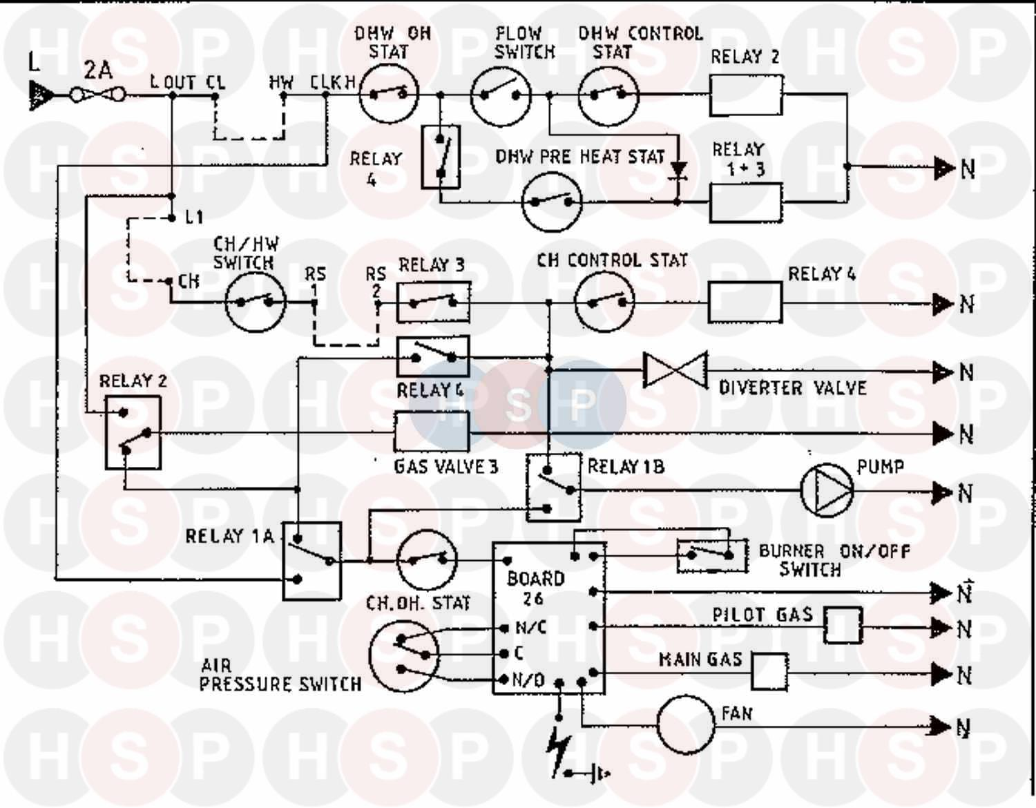 Ideal Classic Combi Nf80 Wiring Diagram 1 Heating Spare Air Pressor Click The To Open It On A New Page