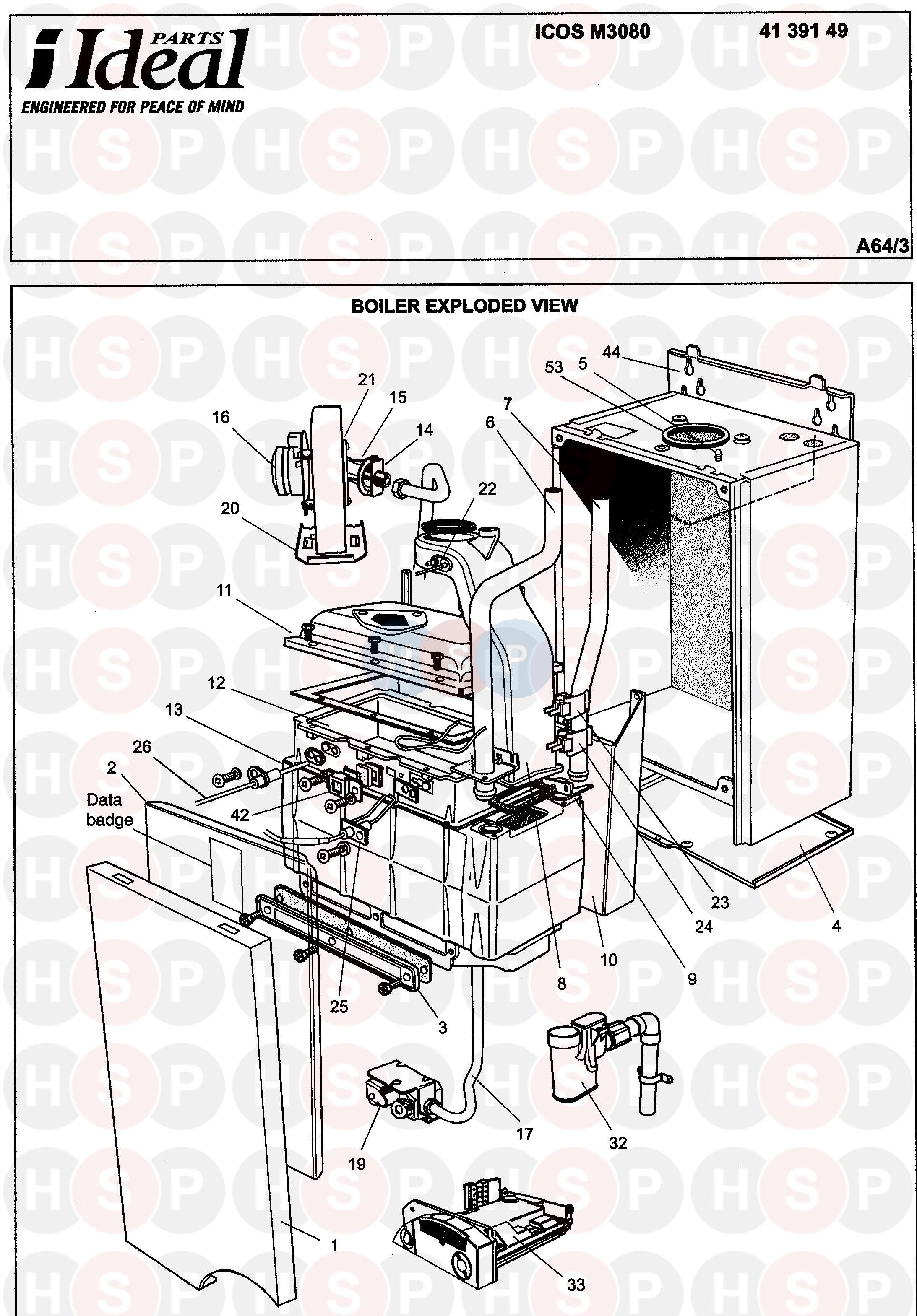 Worcester Bosch Greenstar 24i Wiring Ford 7.3 Wiring Diagram E34 ...