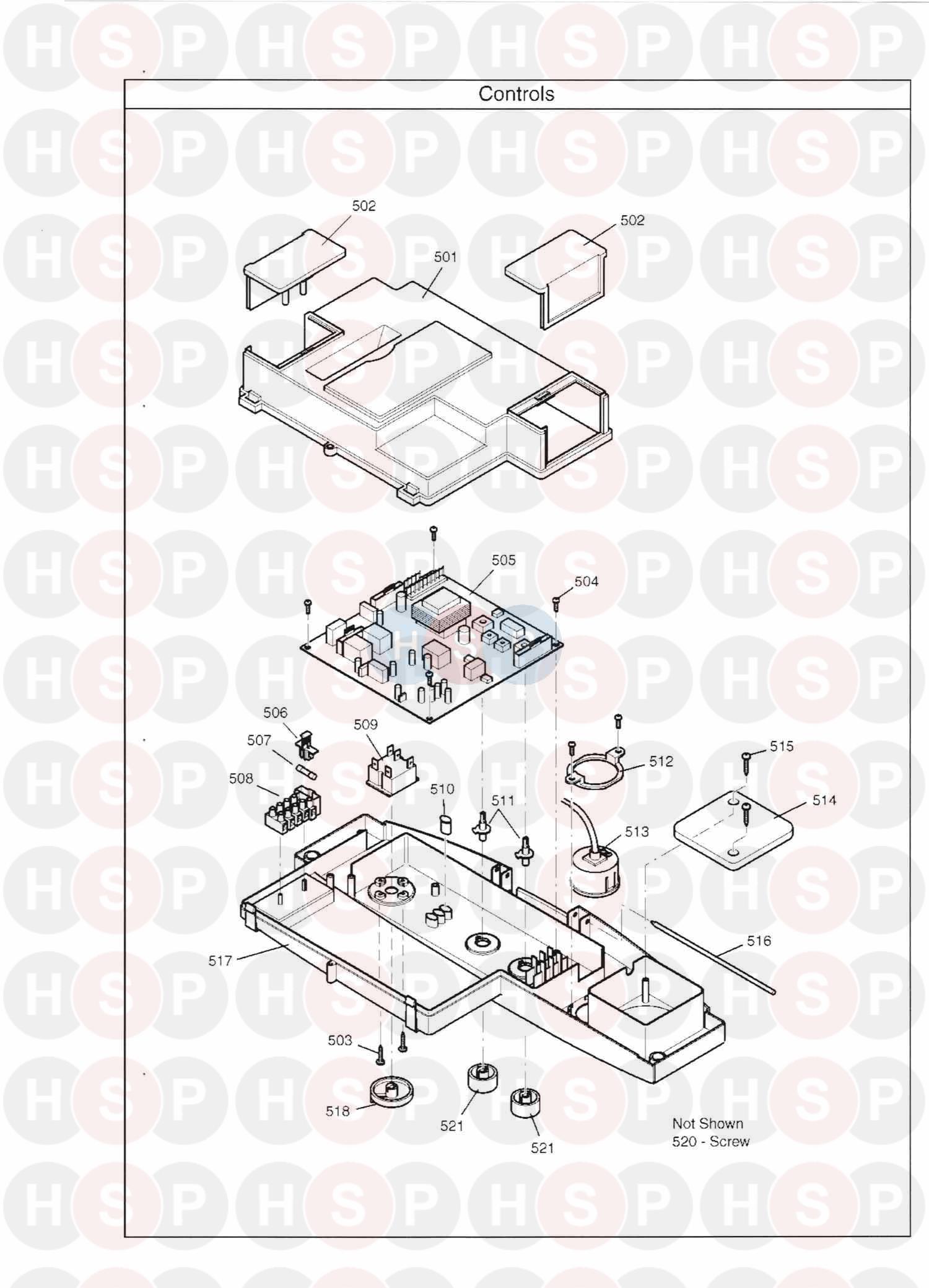 main combi 30he  controls  diagram