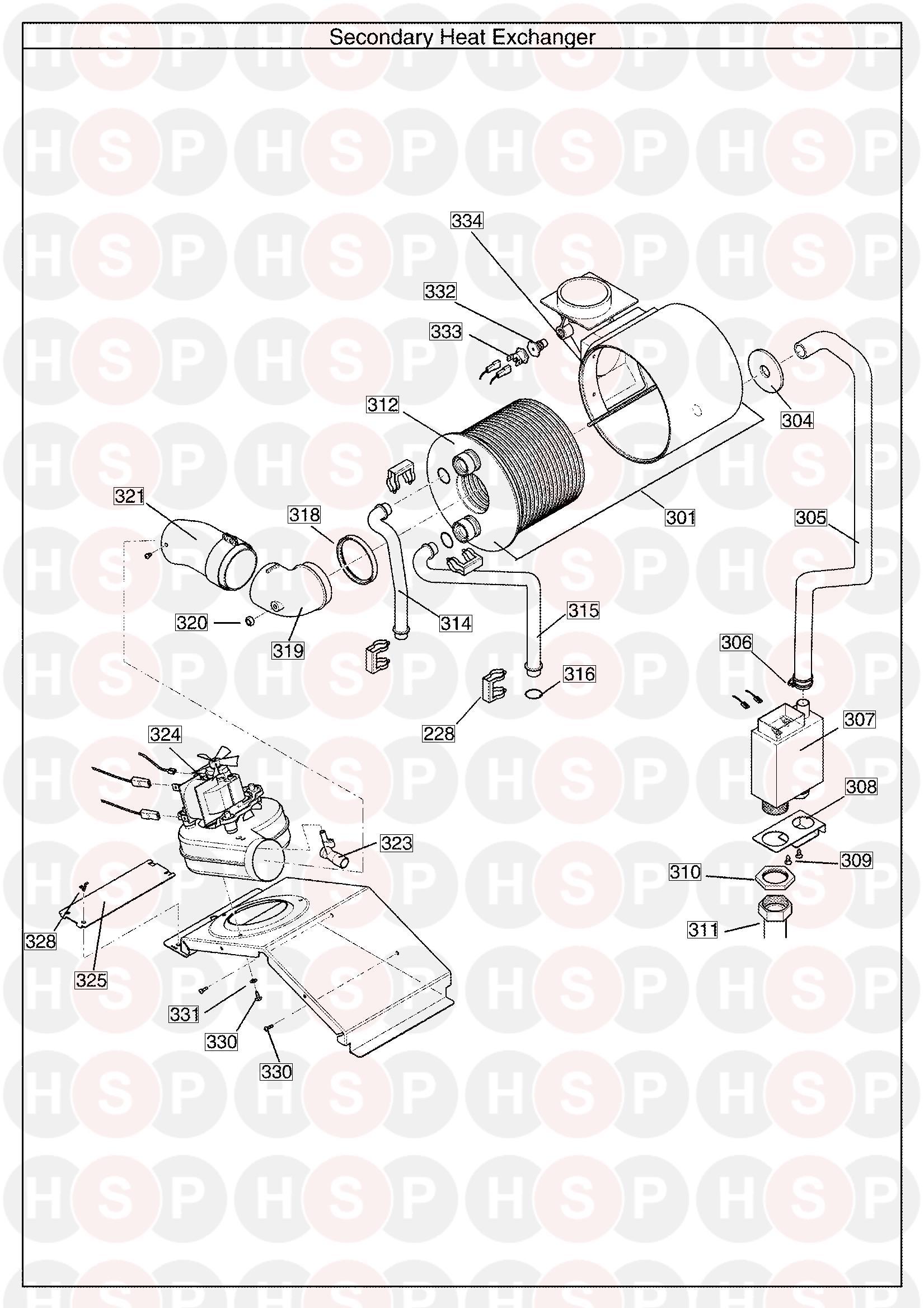 Potterton Performa 24 >> Home Furniture Diy Potterton Performa 24 28 28i Boiler