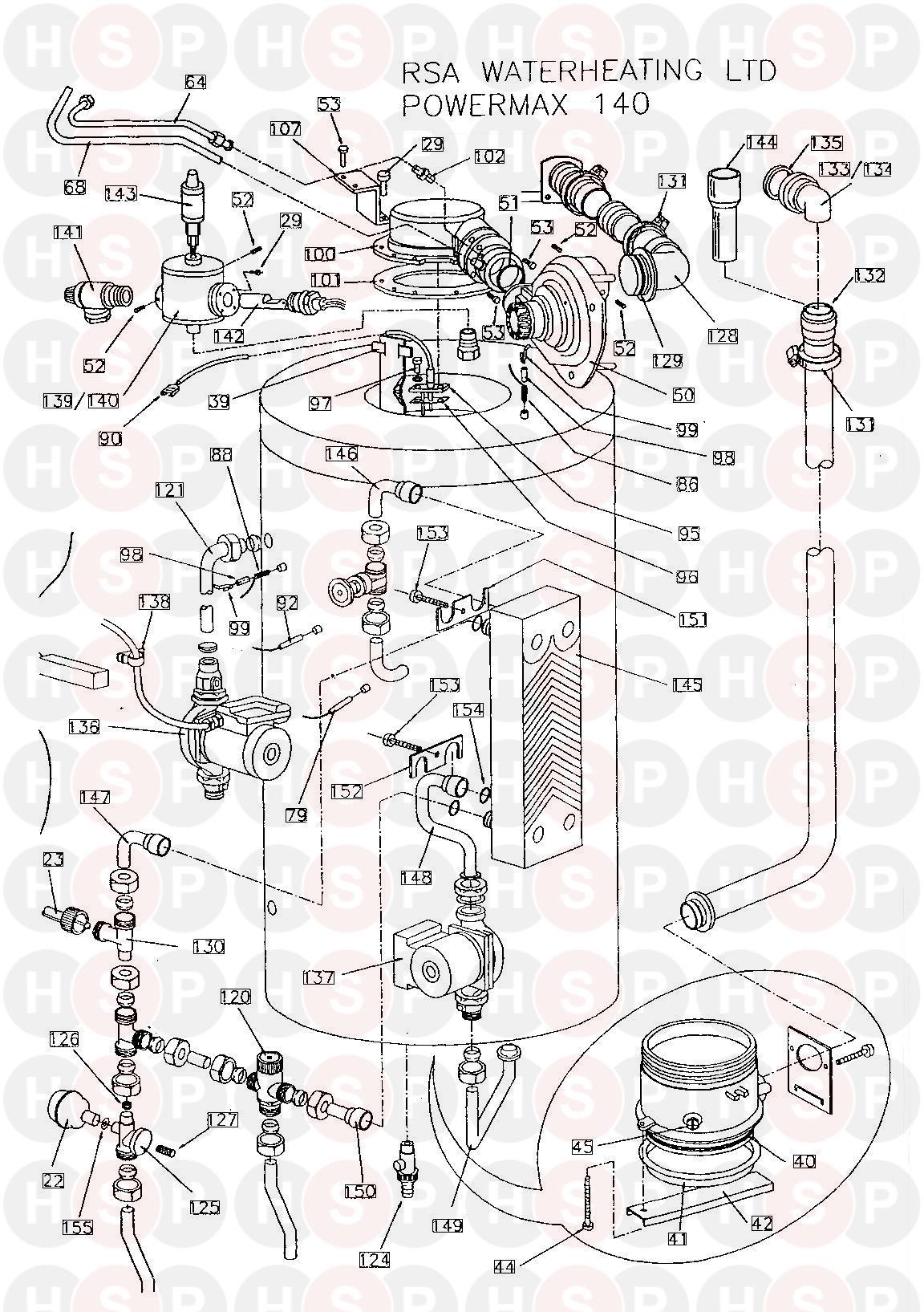 Boiler manuals: potterton powermax he 85.