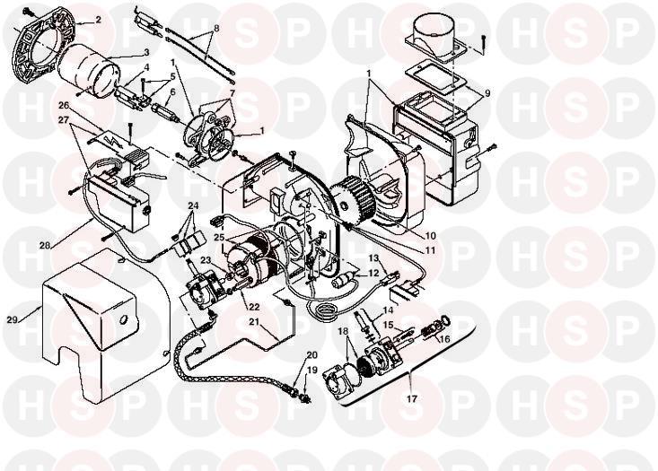 Boulter Camray 3 Oil Boiler Manual
