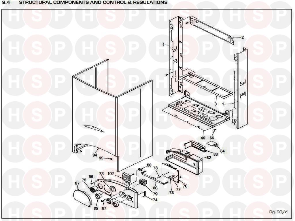 sime format 100 c  casing  diagram