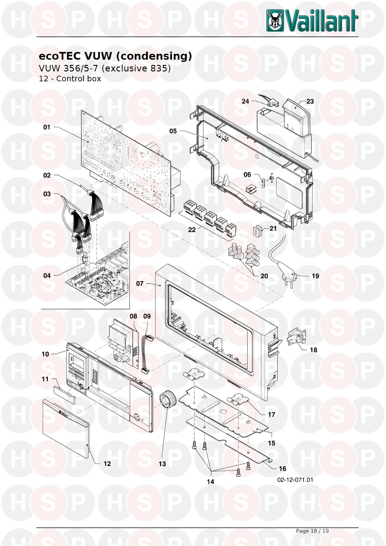 Vaillant ecotec exclusive 835 vuw 3565 7 12 control box diagram 12 control box diagram for vaillant ecotec exclusive 835 vuw 3565 7 cheapraybanclubmaster Image collections