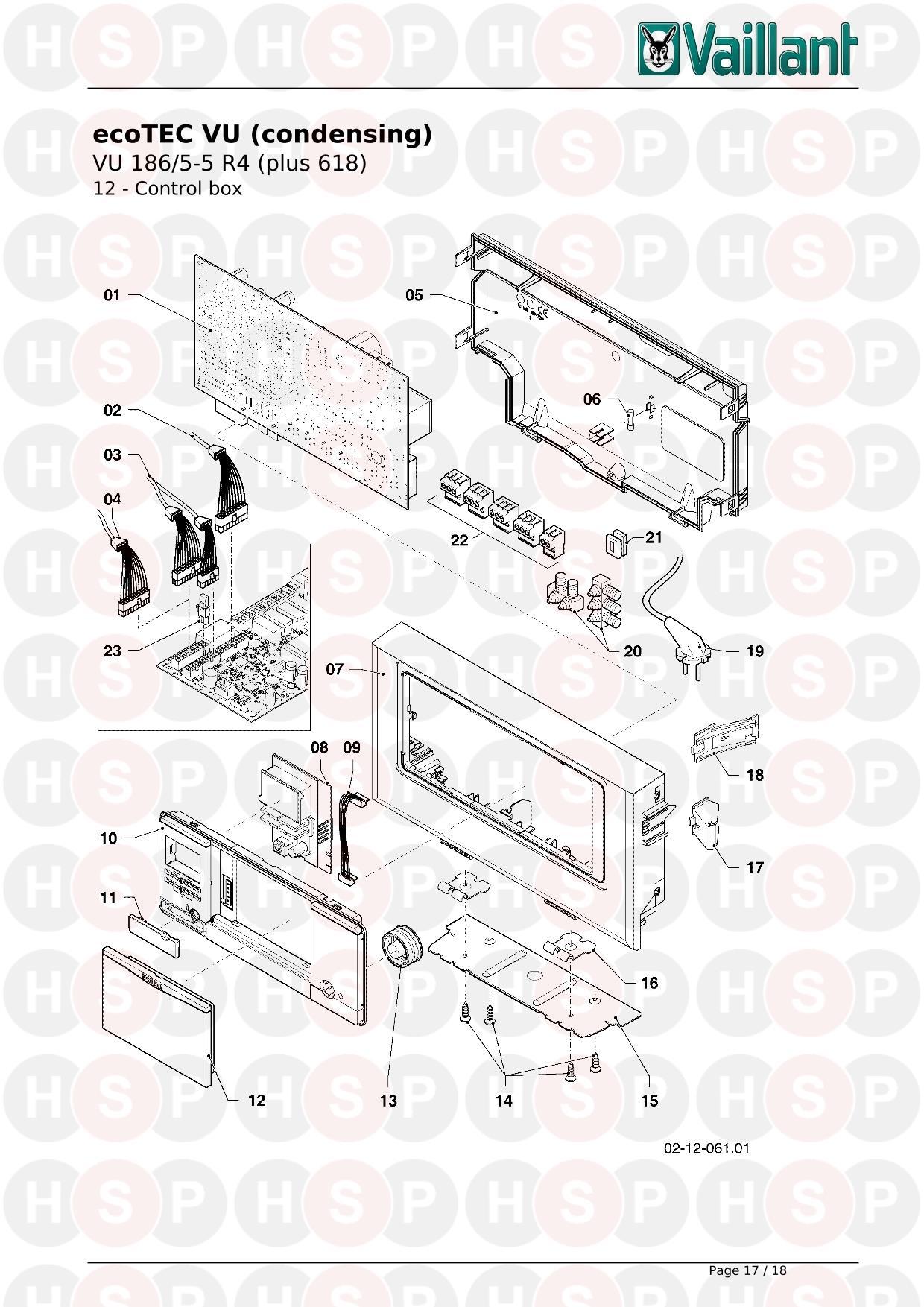 Vaillant ecotec plus 618 vu 1865 5 r4 2015 2015 lpg 12 control box 12 control box r4 diagram for vaillant ecotec plus 618 vu 1865 5 asfbconference2016 Gallery