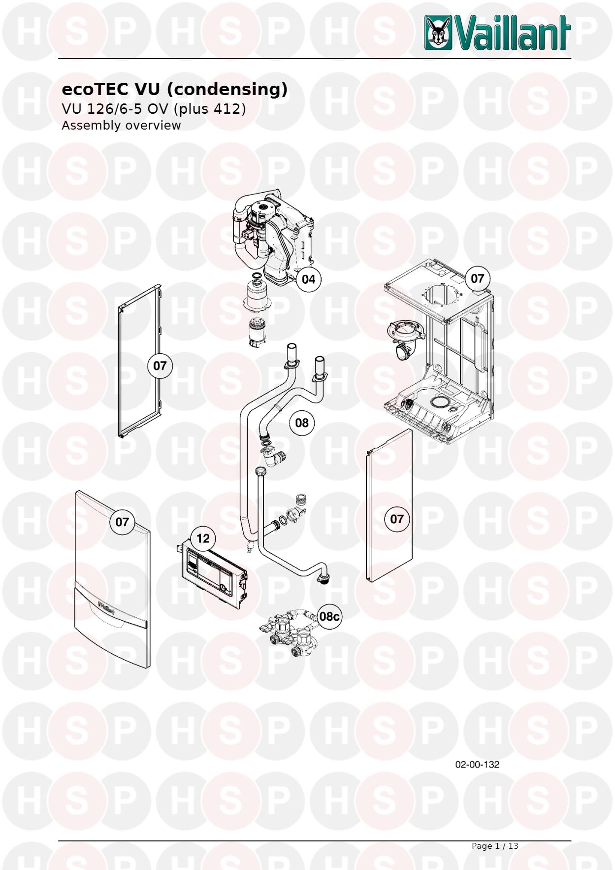 Vaillant ecotec plus 412 vu 1266 5 ov 2015 2016 overview diagram click the diagram to open it on a new page asfbconference2016 Choice Image
