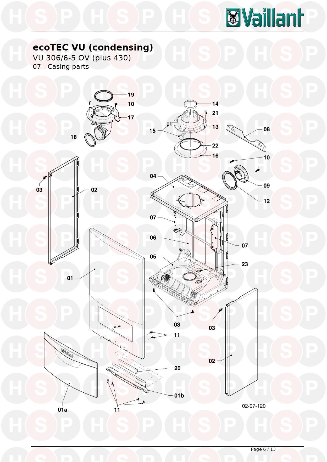 Vaillant ecotec plus 430 vu 3066 5 ov 2015 2016 07 casing parts 07 casing parts diagram for vaillant ecotec plus 430 vu 3066 5 ov cheapraybanclubmaster Images