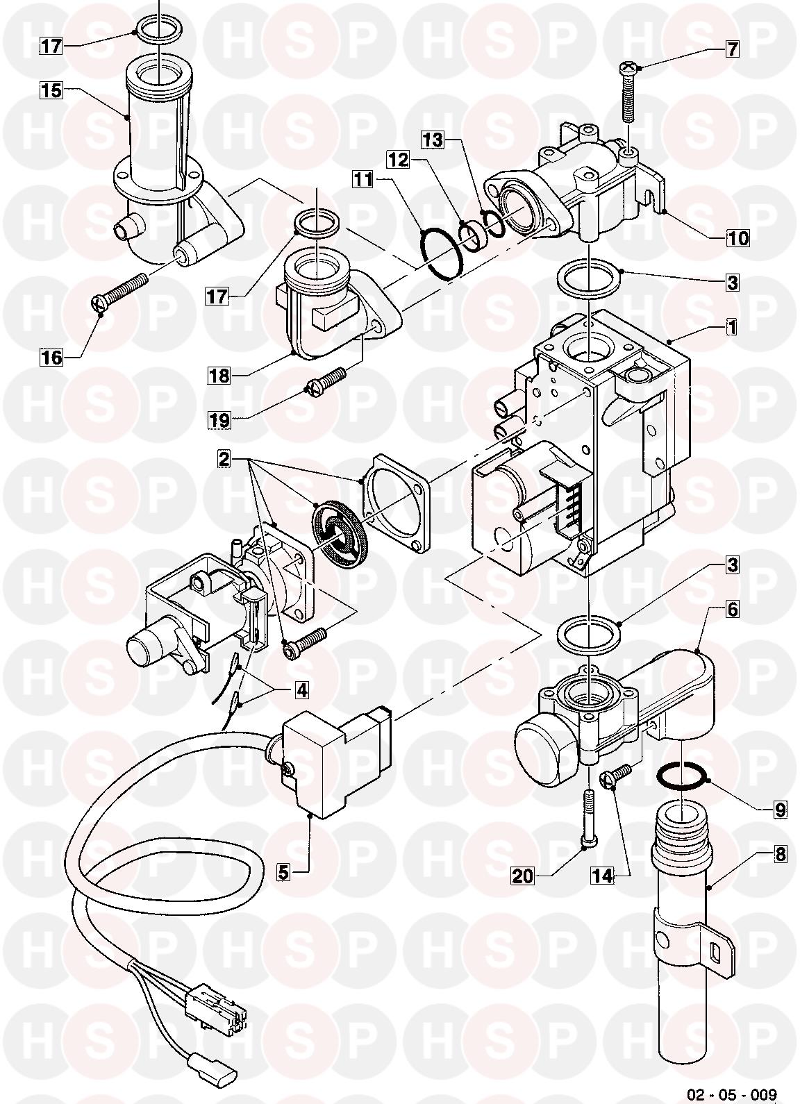 vaillant turbomax vuw 242  1e 1998