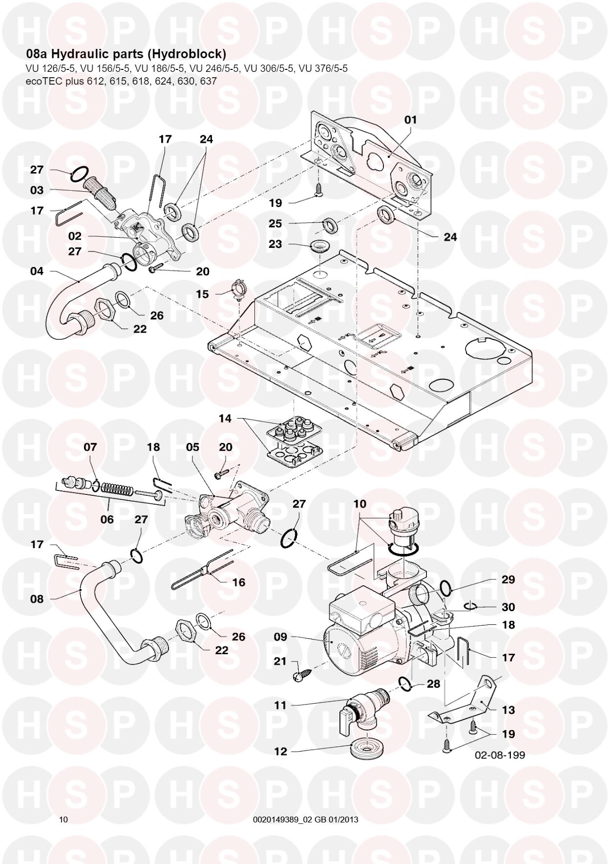Vaillant ecotec plus 618 wiring diagram the best wiring diagram 2017 vaillant ecotec plus 612 615 618 624 630 637 08a hydraulic asfbconference2016 Choice Image
