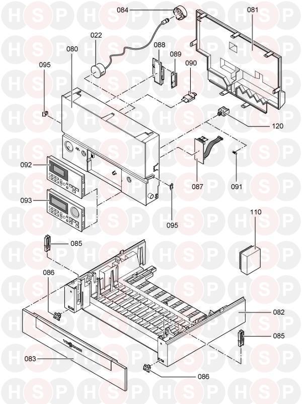 Viessmann 200 WB2A 26KW SYSTEM (SERIAL NO. 7176543) (CONTROL ... on