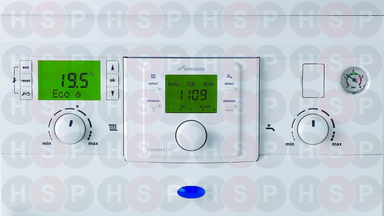 Worcester Timers & Controls (DIGITAL TIMERS) Diagram | Heating Spare ...