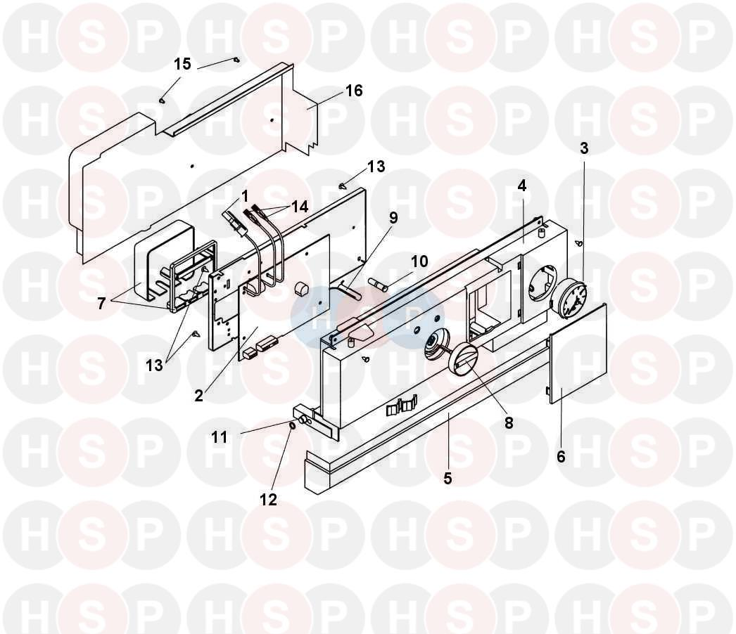 Worcester 15 Sbi Electrical Diagram Heating Spare Parts
