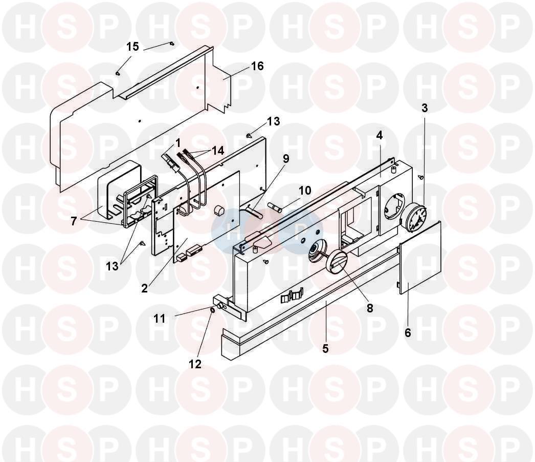 worcester 15 sbi  electrical  diagram